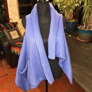 NWOT Max & Jan Moroccan vest